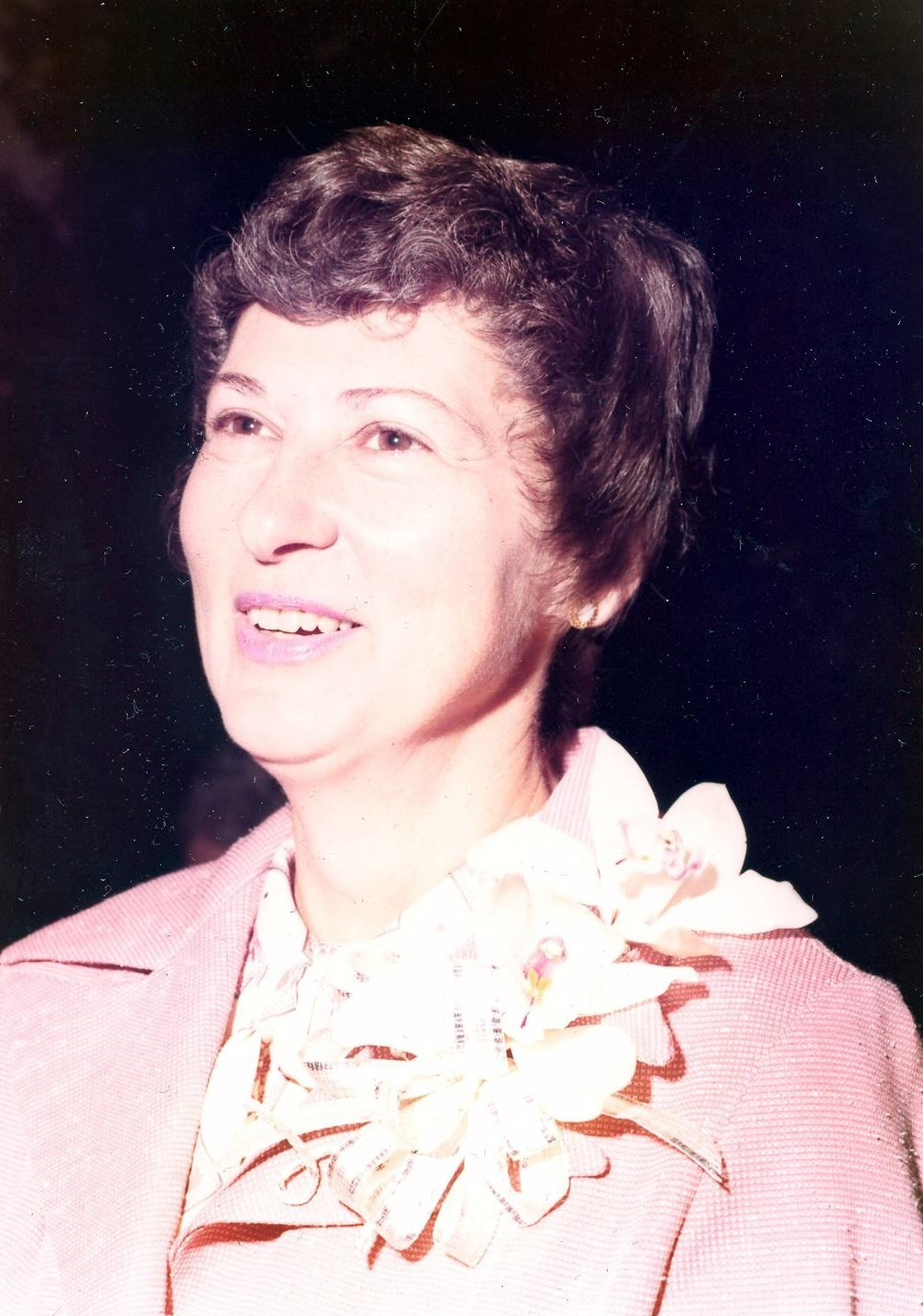 Joan Sandman  Seger