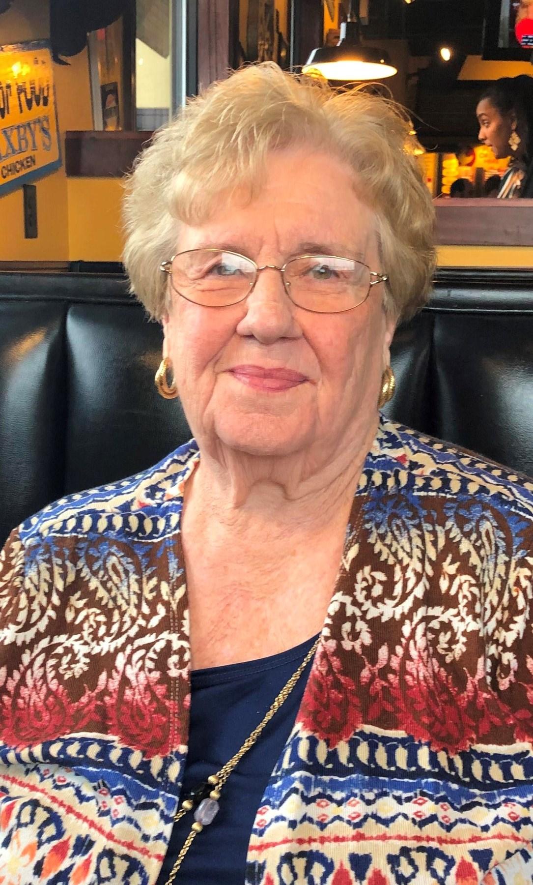 Margaret F  Dixon