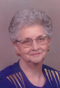 """Geraldine  """"Deannie""""  Setzer  Cline"""