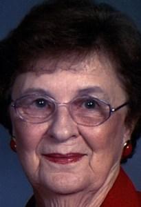 Margaret Bundrick  Davis