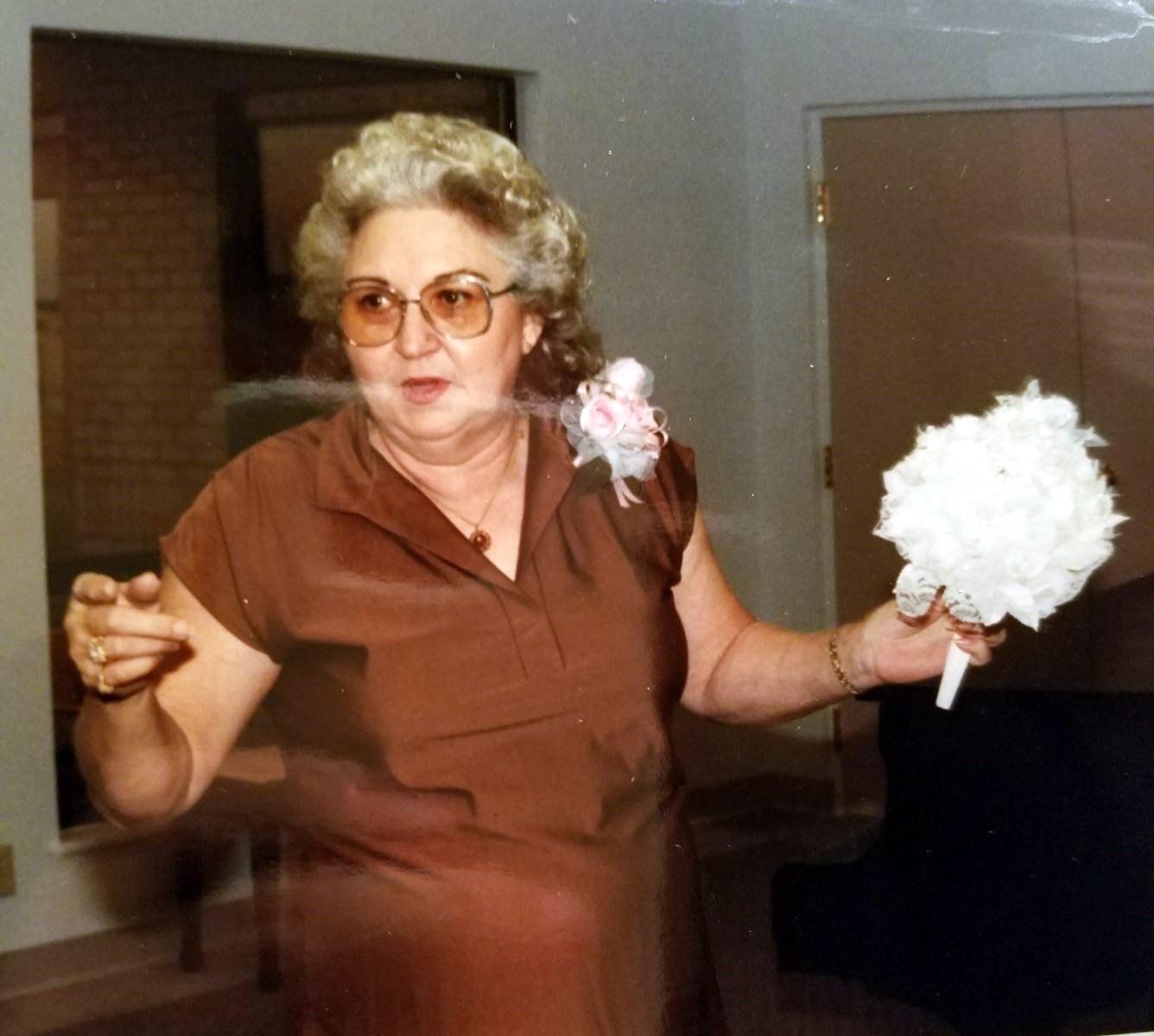 """Patricia """"Pat"""" Sue  Stephens"""